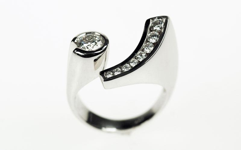 ECO Diamant voor jouw trouwring